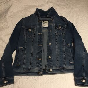 Abercrombie Kids Girl's Jean Jacket